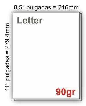 NAVIGATOR PAQUETE 500 HOJAS PAPEL MULTIFUNCION 90 GR. ESPECIAL FORMATO LETTER CARTA 216MMX279.4MM