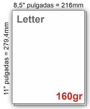 NAVIGATOR PAQUETE 500 HOJAS PAPEL MULTIFUNCION 160 GR. ESPECIAL FORMATO LETTER CARTA 216MMX279.4MM